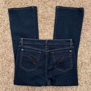 Miraclebody Miraclesuit High Rise Boot Cut Jeans